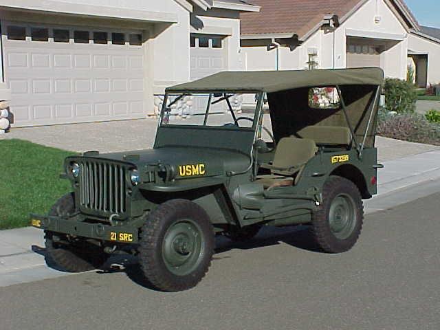 Jarheadjeep Com Wwii Usmc Willys Mb Ford Gpw Jeep And